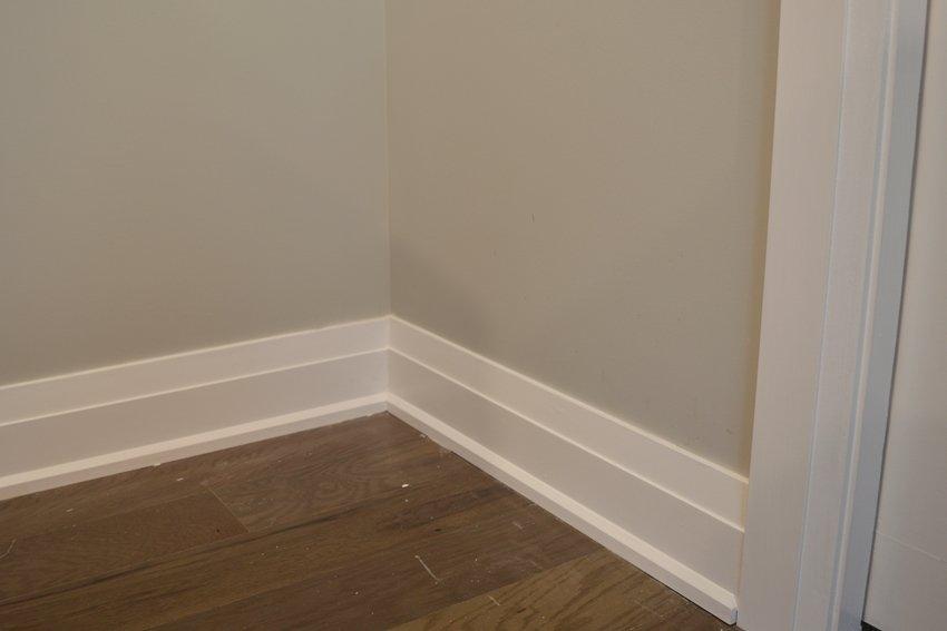 transitional trim master bedroom one room challenge
