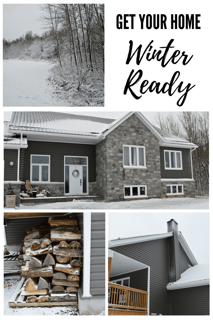 Tops tips for getting your home ready for winter