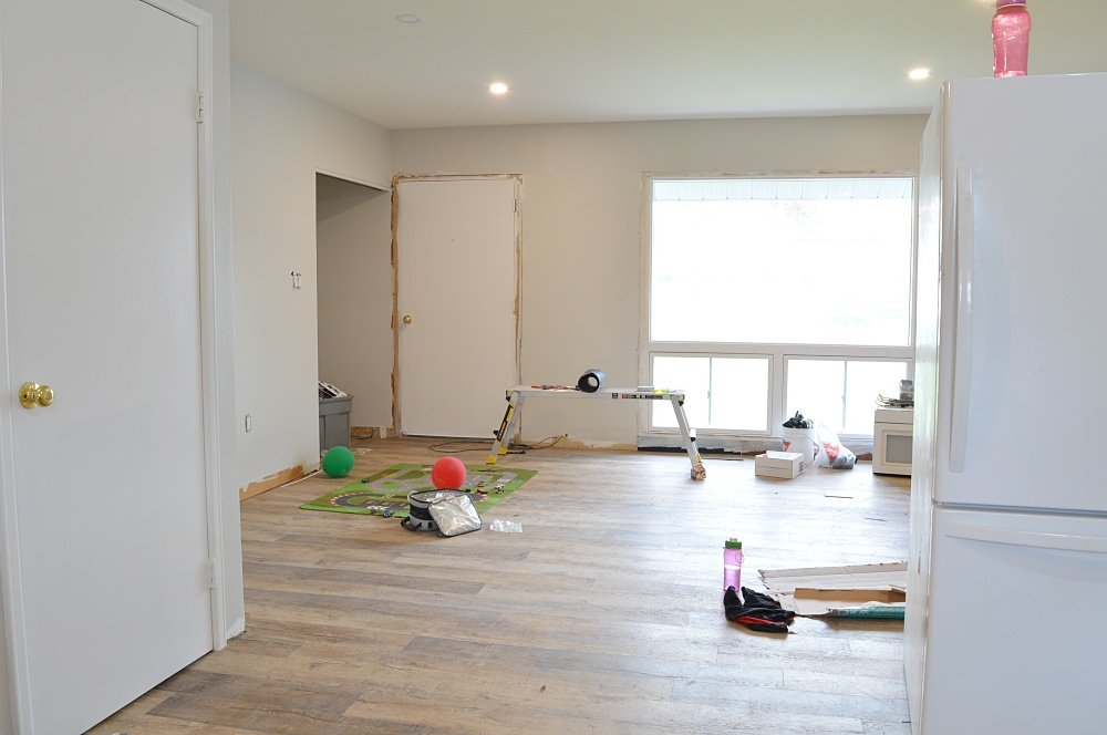 rental property renovation