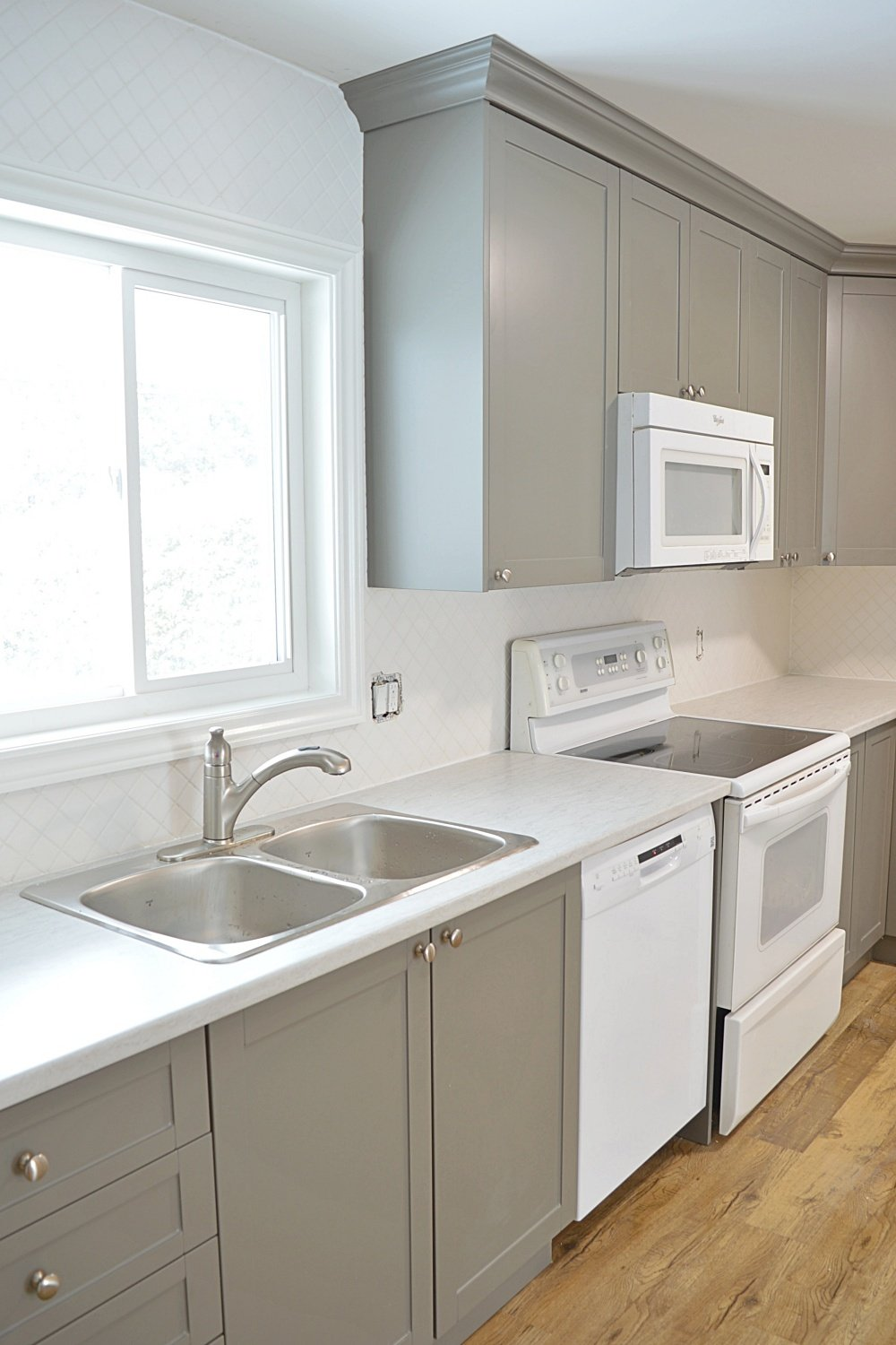 rental property kitchen renovation