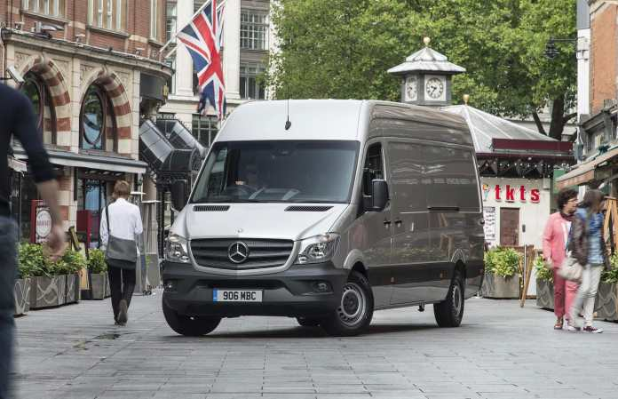 Mercedes Sprinter The Van Expert