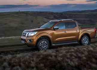 Nissan Navara review 2018 (The Van Expert)