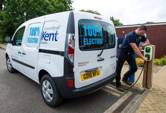 Electric Van The Van Expert
