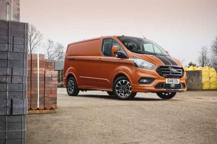Ford Transit Custom | The Van Expert