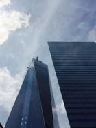 World Trade Center Memorial, Financial District