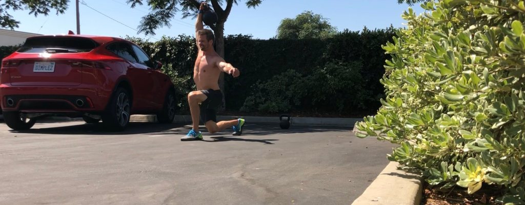 Parking Lot WOD 6/8/18