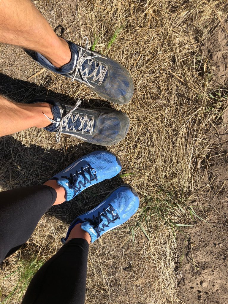 Our Altra trail running shoes are the best for all trails.