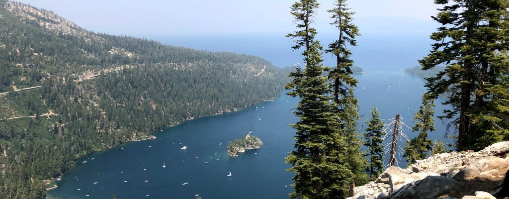 South Lake Tahoe to Salt Lake City