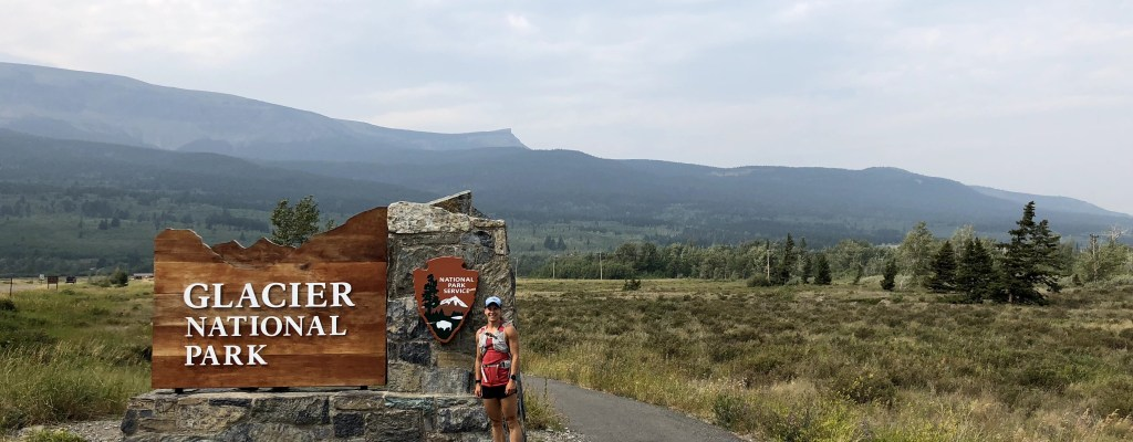 Glacier National Park and Hellroaring CrossFit (Home Away From Home)