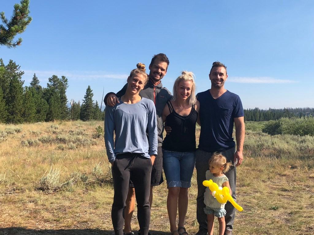 Yellowstone Emily, Joe, Bri, Chuck craziness