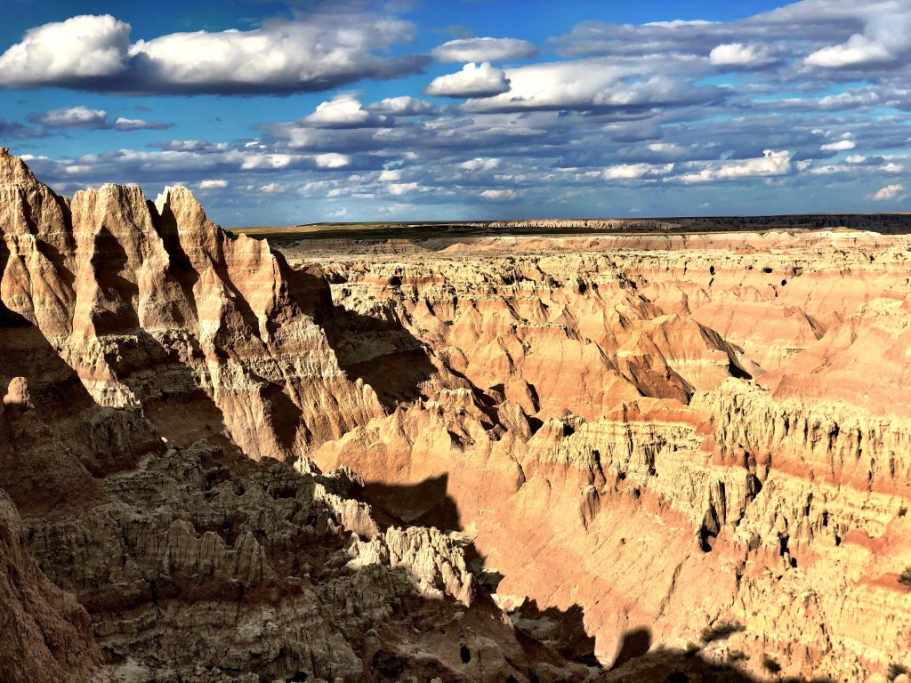 Hiking the Badlands National Park
