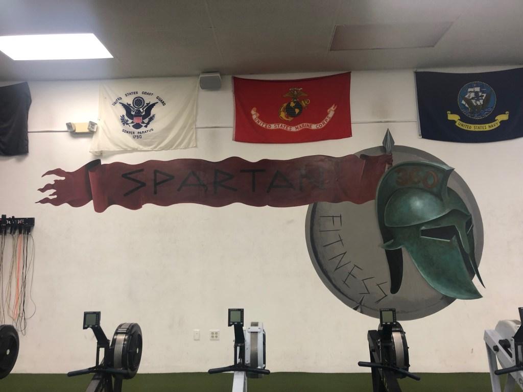 Spartan Fitness CrossFit gym Newport RI