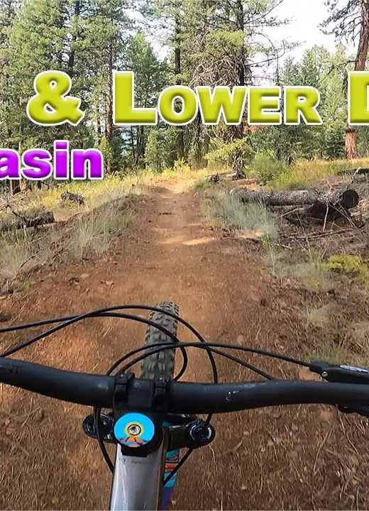 Upper and Lower Drain - Bear Basin in McCall Idaho