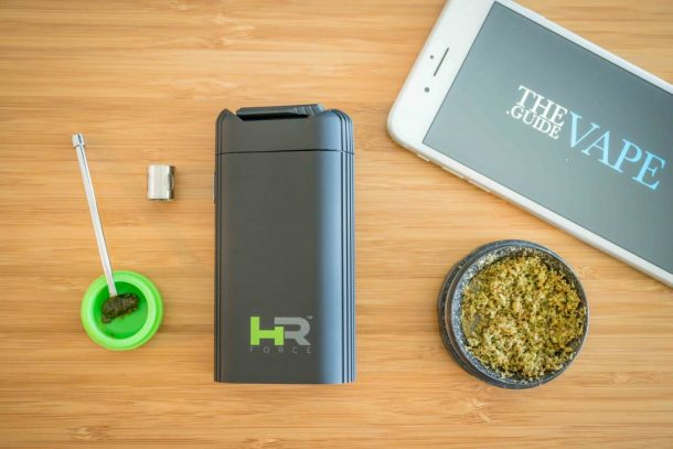 Healthy Rips Force weed vape review