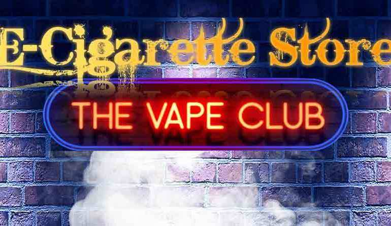 The Vape Club Dublin banner logo 1