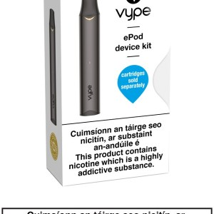 Vype-ePod-vPro-Device-Graphite-Black