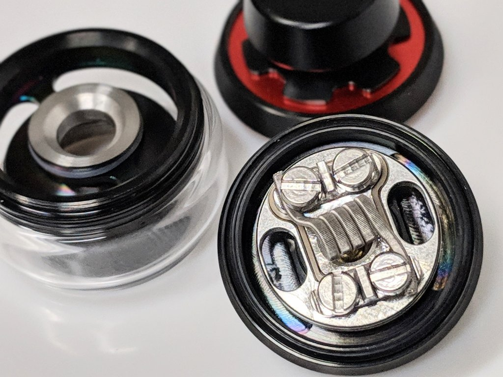 OFRF - GEAR RTA | The Vape Review Canada