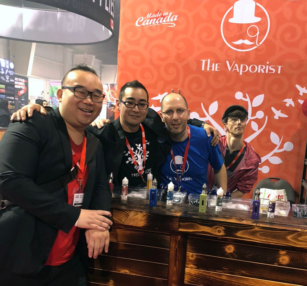 The Vaporist at CVE