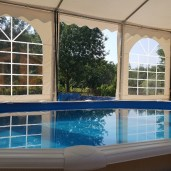 villa rental swimming pool