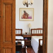 villa rental twin room