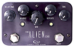 Rockett Pedals Alien Echo Guitar Effects Pedal Standard