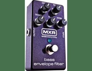 MXR M82 Bass Envelope Filter Effects Pedal Standard