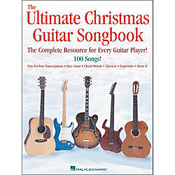 Hal Leonard The Ultimate Christmas Guitar Songbook Standard