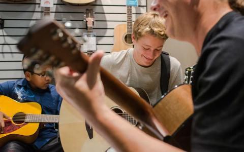 Guitar Rentals Renting a Guitar Made Easy