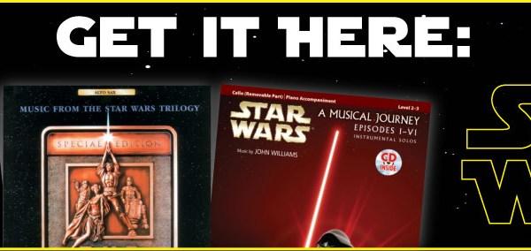Star Wars a musical saga