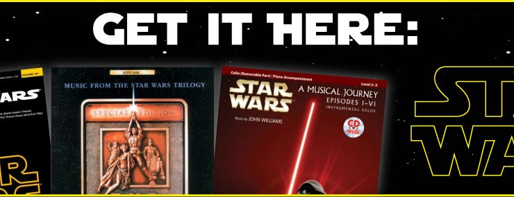Star Wars a musical saga