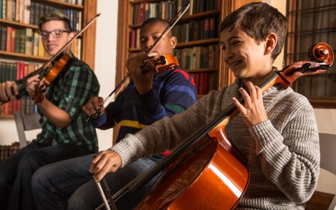 Sizing Your String Instrument