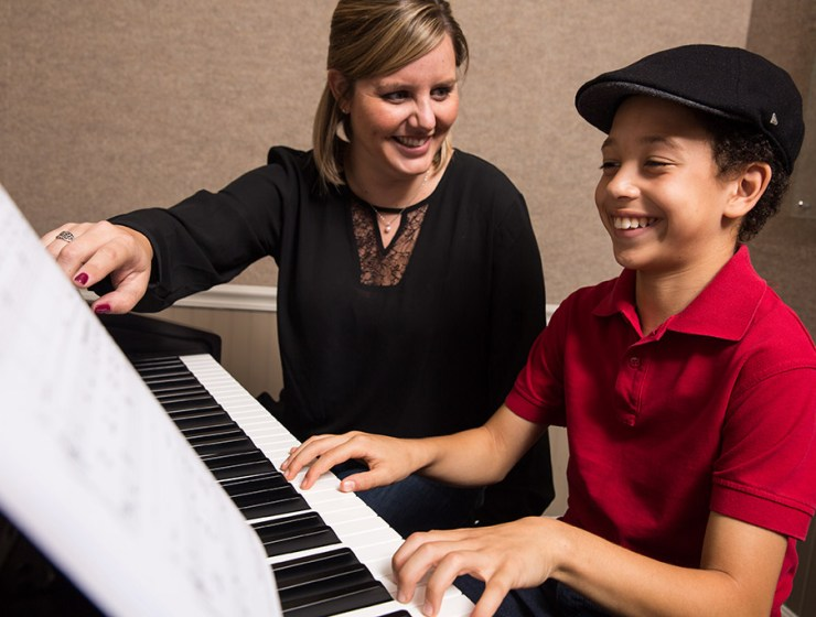 5 (More) Foundations Devoted to Music Education