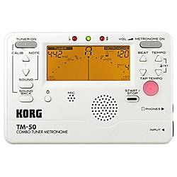 Korg TM-50 Combo Tuner/Metronome