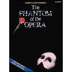 Hal Leonard Phantom Of The Opera for Clarinet Standard