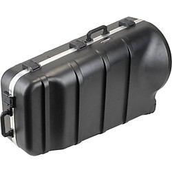 SKB 390W Large Universal Tuba Case with Wheels Standard