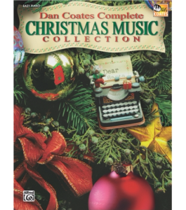 Alfred Dan Coates Complete Christmas Music Collection Standard