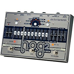 Electro-Harmonix HOG 2 Harmonic Octave Generator Guitar Effects Pedal Standard