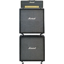 Marshall JTM45, 1960AX, and 1960BX Tube Guitar Full Stack Standard