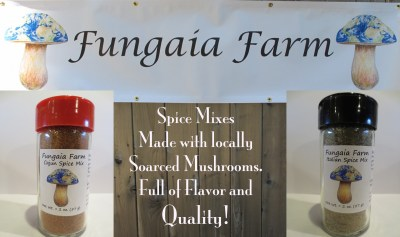 Fungaia Farms Spice Mixes