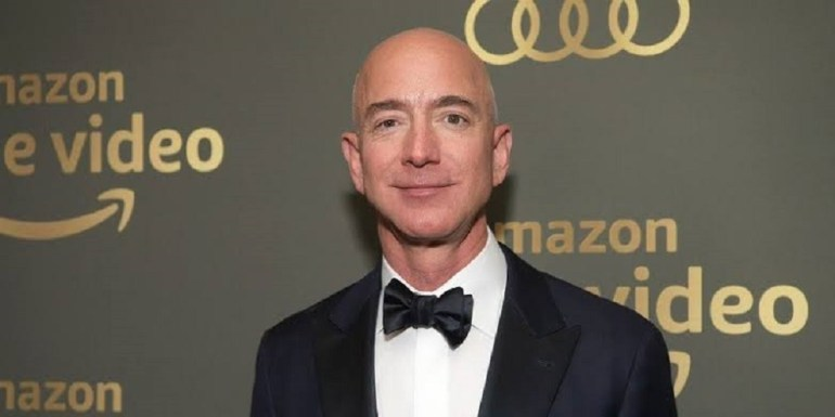 Amazon's Jeff Bezos Adds $23.6bn to Fortune, Dangote Loses $1.66bn