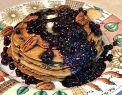gluten-free vegan pancake recipe