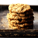 crispy-maple-oatmeal-cookies