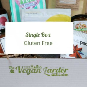 Single Box: Gluten Free