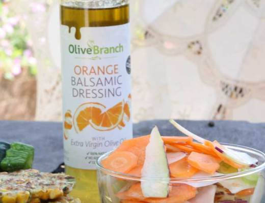 Orange Salad Dressing