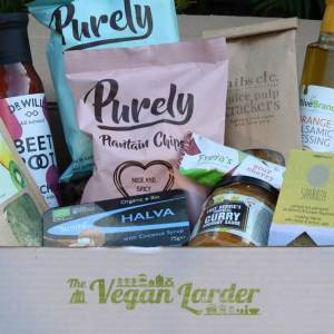 Vegan Gift & Subscription Boxes