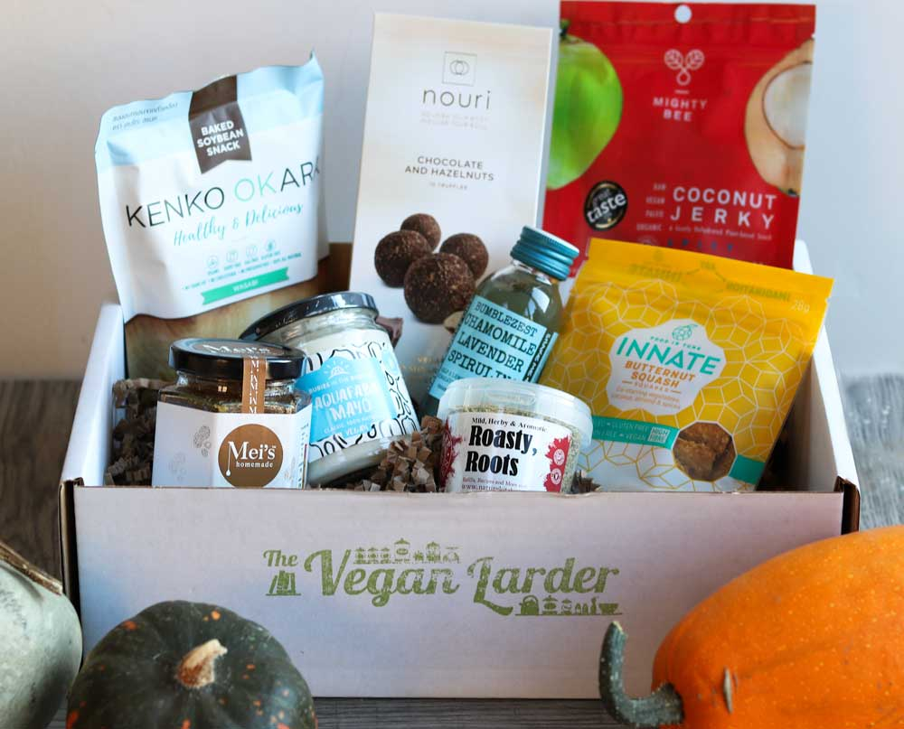 What's in October's Vegan Subscription Box?!