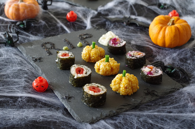 Spooky Sushi