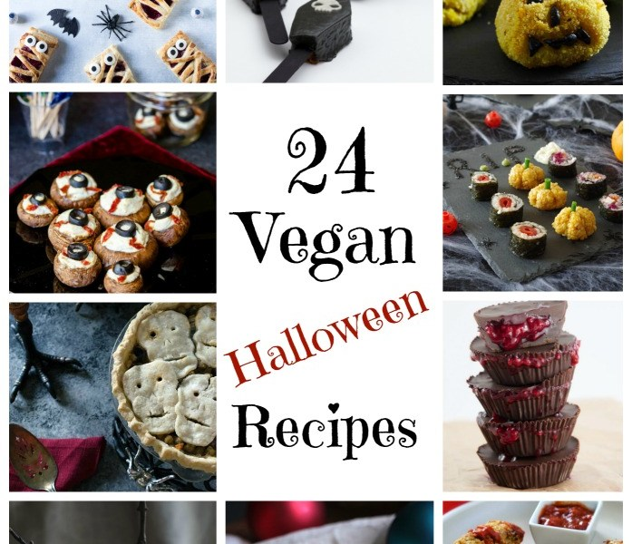 Vegan Halloween Round Up