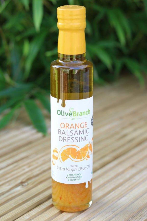 Olive Branch Orange Dressing