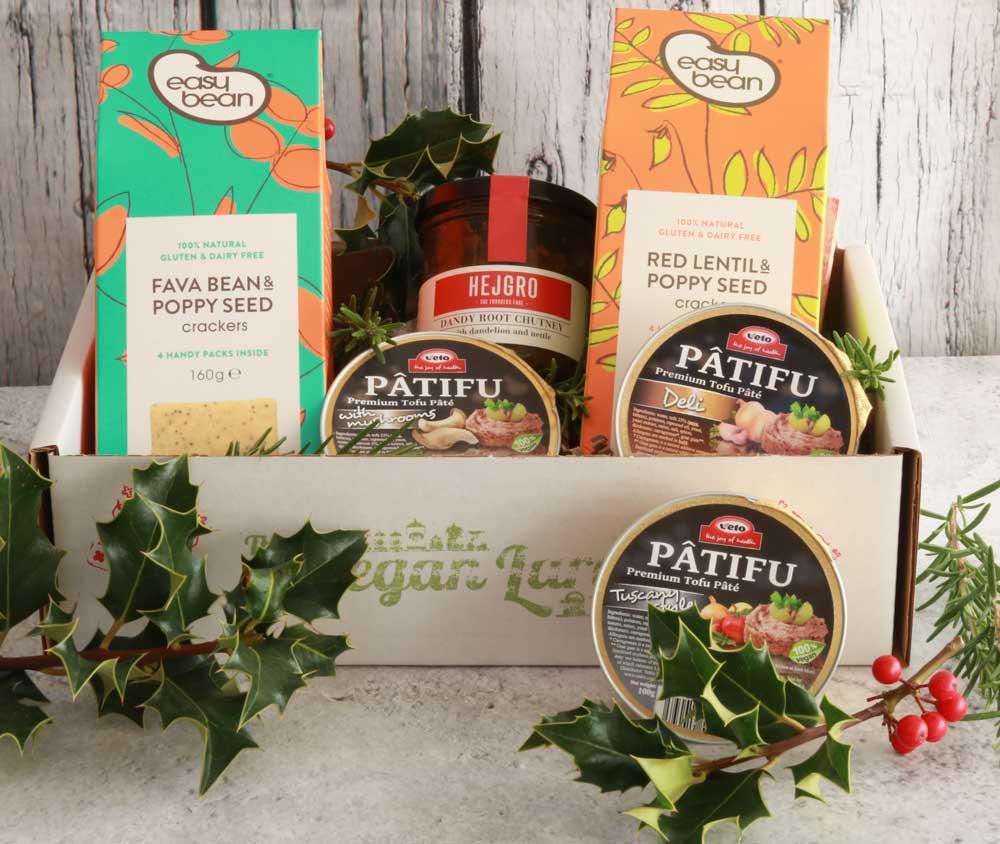 Vegan Pate Gift Box